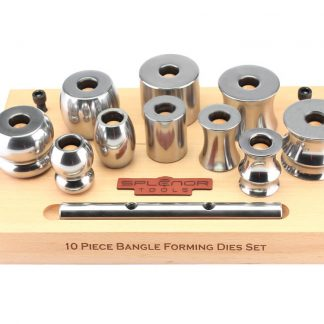 Bangle forming die set by splenortools