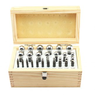 Dapping punch set of 24 by splenortools