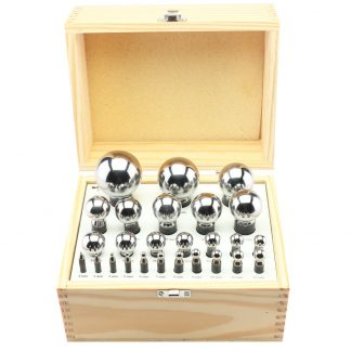 Dapping punch set of 26 by splenortools