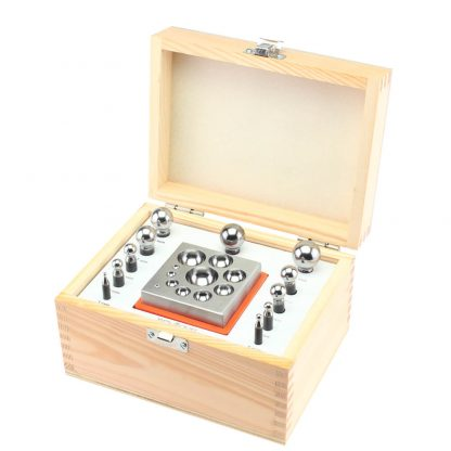 Flat dapping block & 11 dapping punch set by splenortools